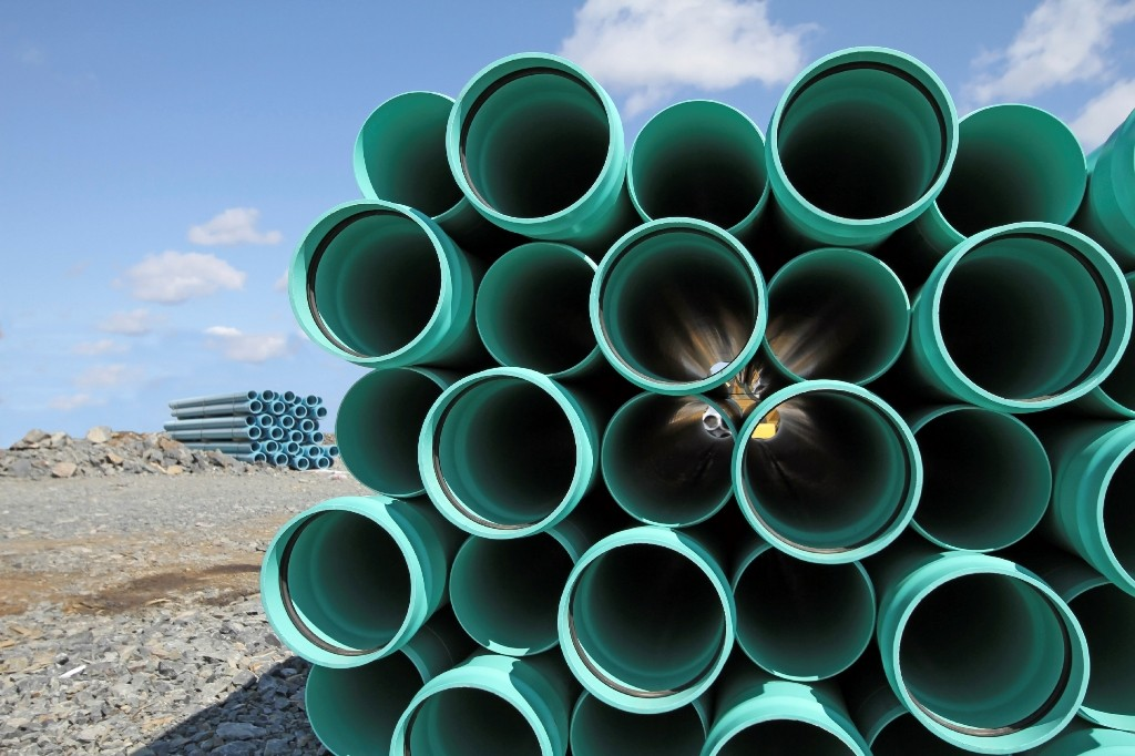 Recent blog posts pvc pipe industry news for Plastic water pipe